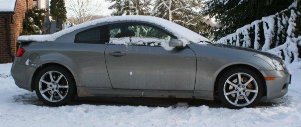 Michelin Pilot Hx Mxm4 >> Why are Infiniti G35 Coupe Tires so Loud? | Brad Karjama